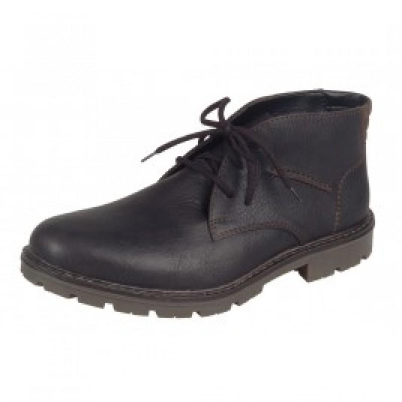 En lidt rå støvle