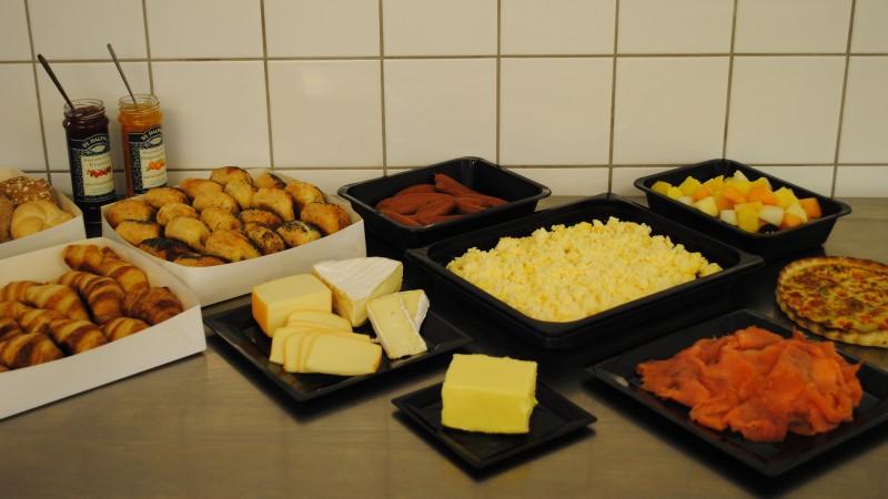 Sommerfest og god mad